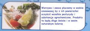 ozon warzywa