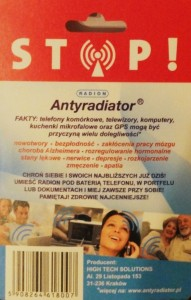 Antyradiator