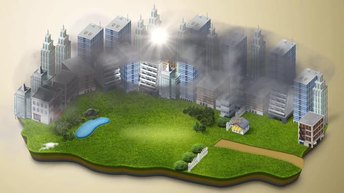 Sprawdź obciążenie smogiem w Twoim otoczeniu