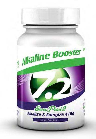 Alkaline Booster 7.2