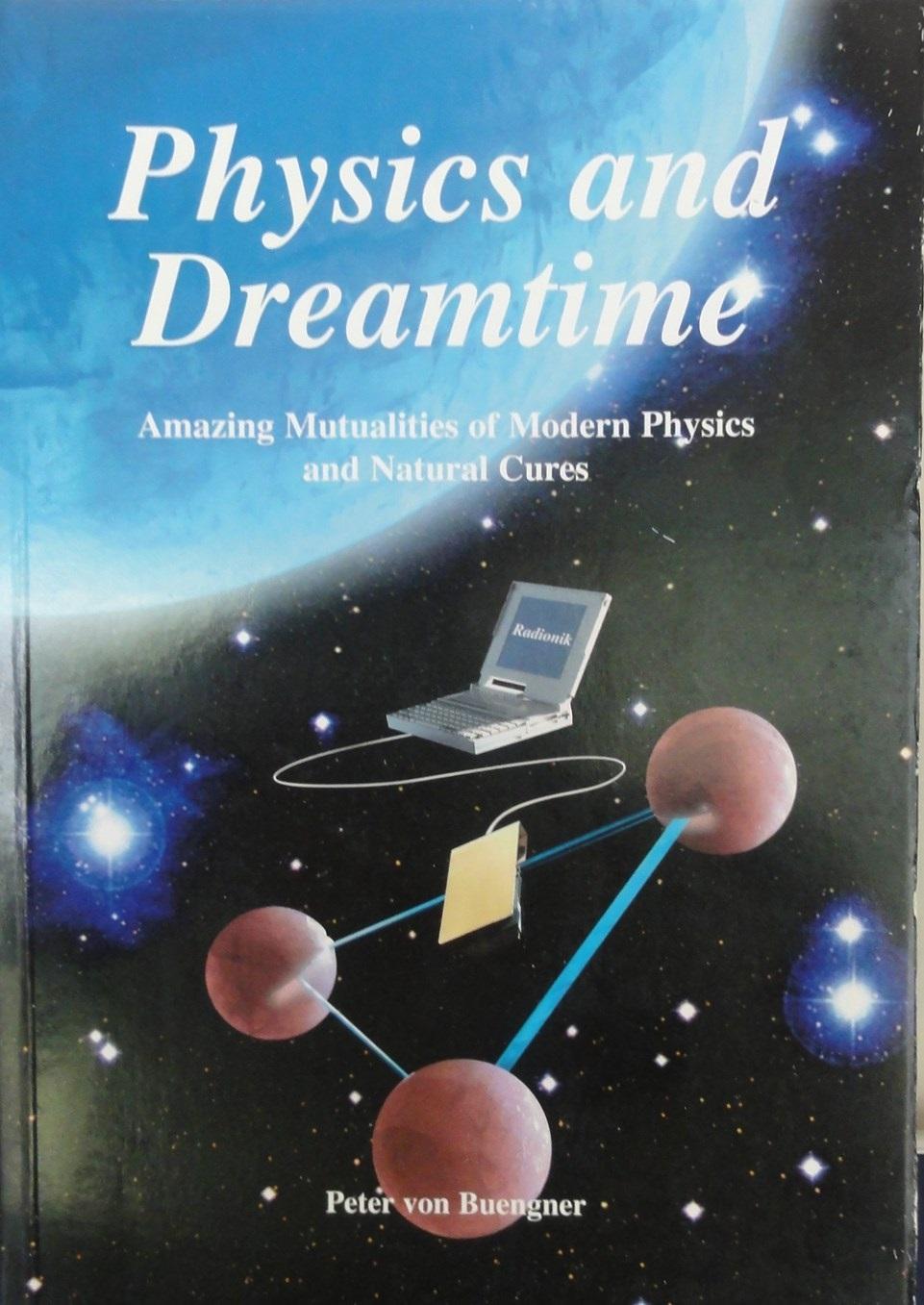 Książka Fizyka i  czas marzeń sennych
