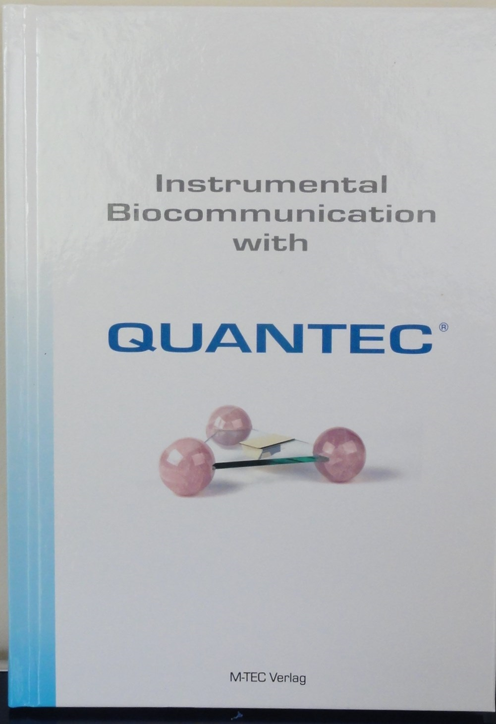 Książka QuantecANG