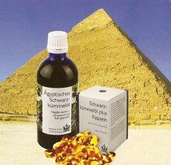 Schwarzkummelol  – olej z Czarnuszki Egipskiej