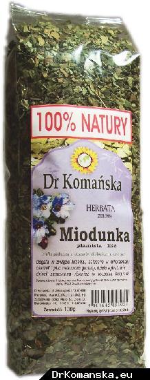 Herbatka Ziołowa Miodunka