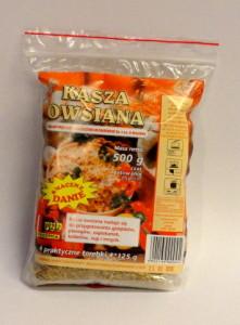 kasza owsiana