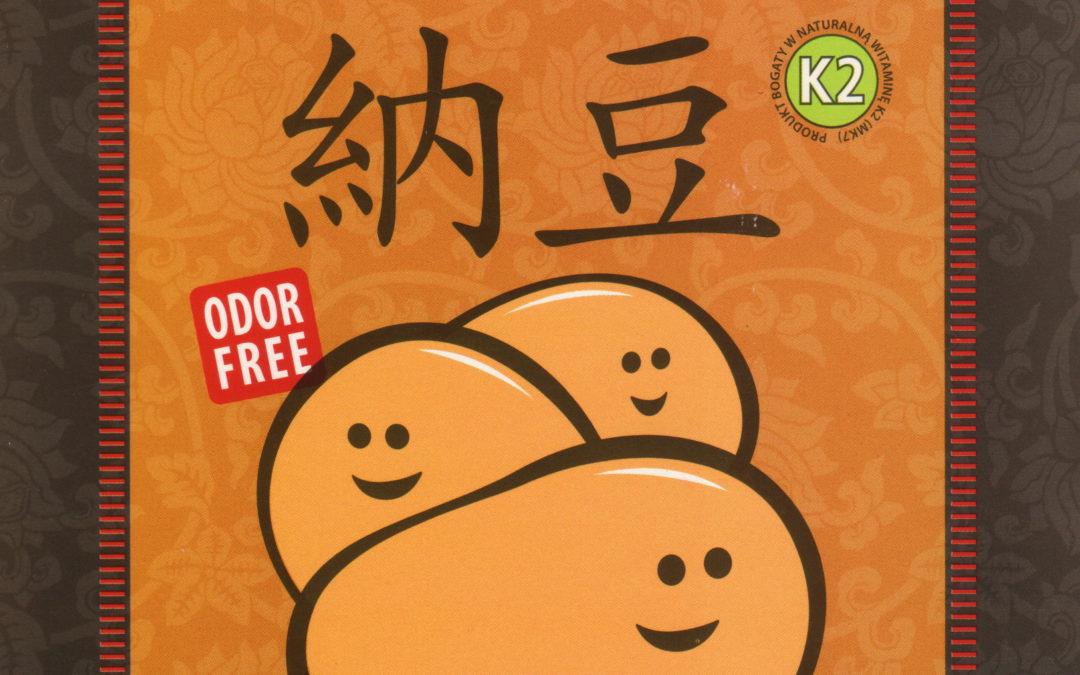 Natto – liofilizowany ekstrakt z NATTO