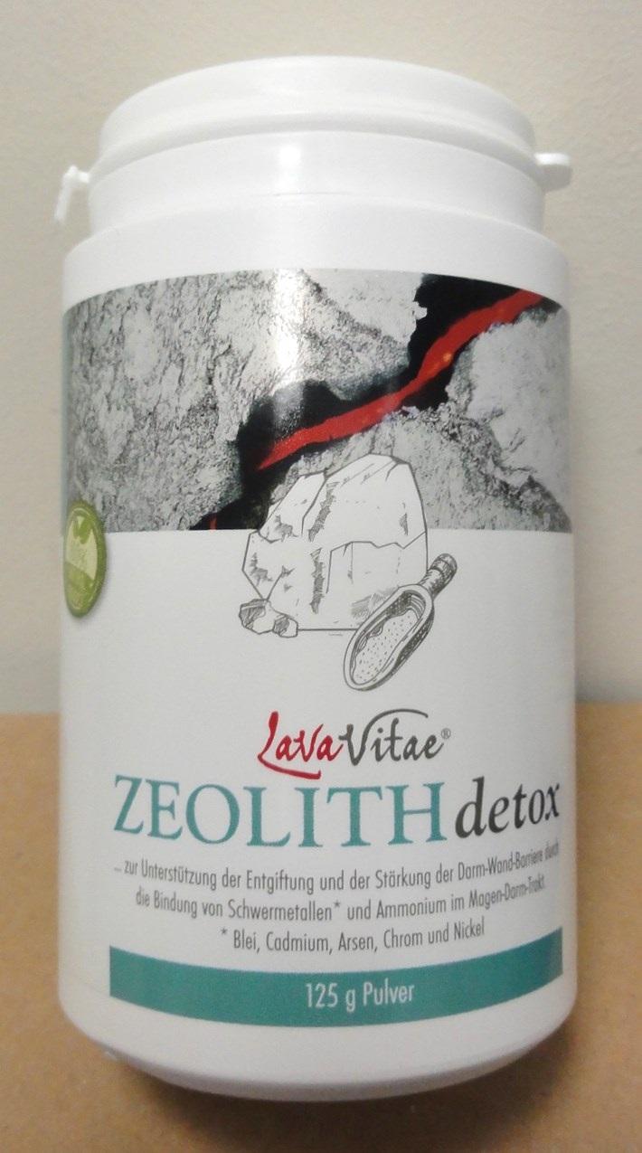 Zeolith detrox proszek